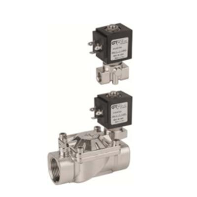 Van điện từ Genebre 4630-2 ways indirect acting solenoid valve N.C