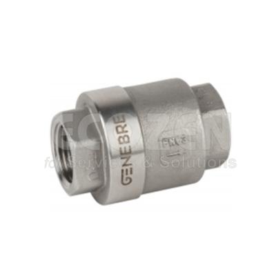 Van một chiều Genebre 2413 - Disk check valve PN 63