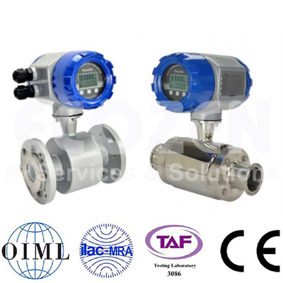 Đồng hồ đo lưu lượng điện từ Finetek EPD – Đạt chuẩn đo lường quốc tế OIML