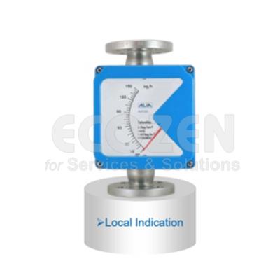 Đồng hồ đo lưu lượng Alia kiểu phao AVF250-Local Indication