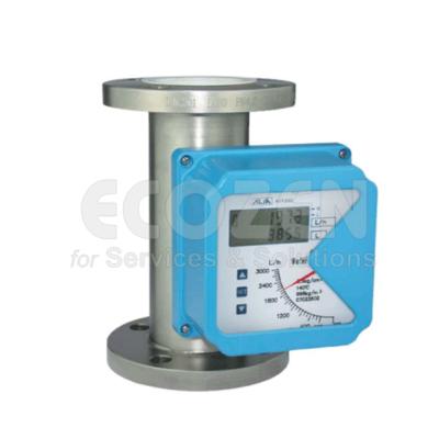 Đồng hồ đo lưu lượng Alia kiểu phao AVF250-Bottom-Top