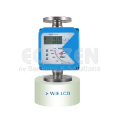 Đồng hồ đo lưu lượng Alia kiểu phao AVF250 - With LCD