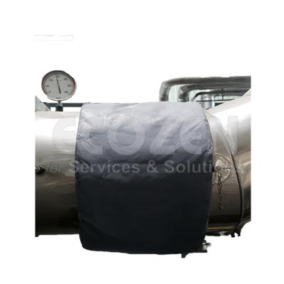 Túi bảo ôn cho khớp giãn nở đường khí nóng