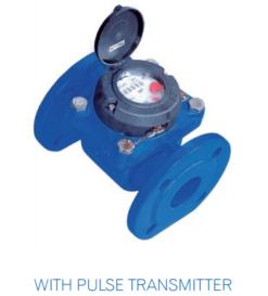Đồng hồ đo lưu lượng nước xuất xung Apator Powogaz Model MWN50-NK
