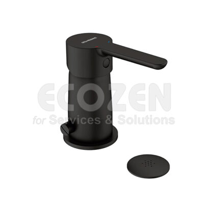 Vòi chậu sơn tĩnh điện oslo black 65142 19 41 66 SINGLE-LEVER BIDET MIXER WITH DIVERTER