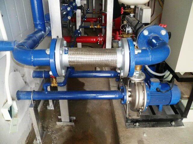 Ưu điểm và ứng dụng của ống nối mềm, ống mềm chịu nhiệt: