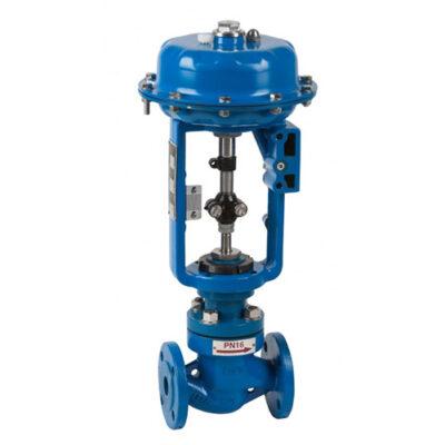 2 ways modulate pneumatic valve 5065
