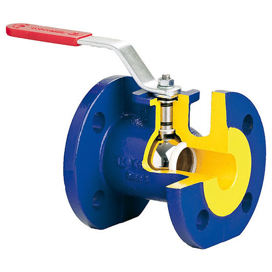 Ball valves 565