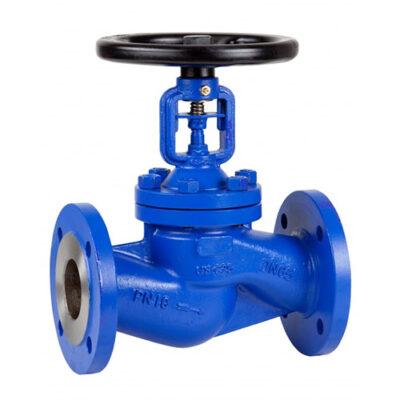Bellow globe valve 2231