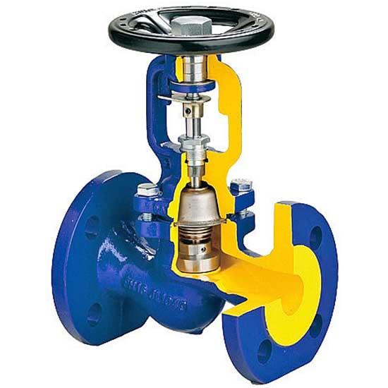 Zetkama Bellow valve 234