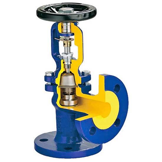 Zetkama bellow valve 235