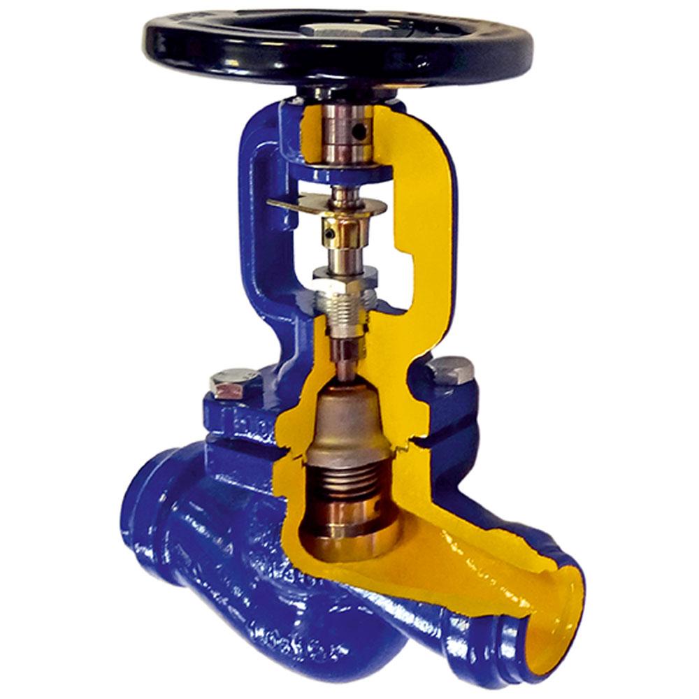 Zetkama Bellow valve 237