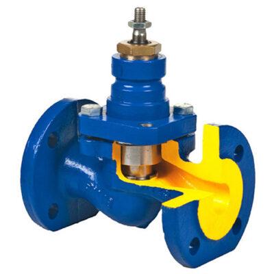 Zetkama control valve 227