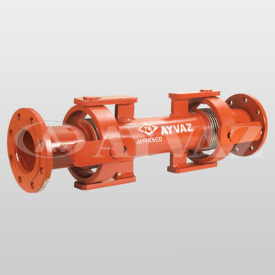 Gimbal Type Expansion Joints
