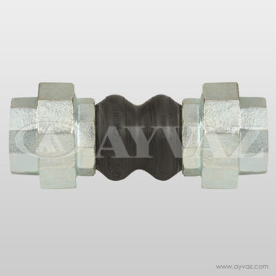 Rubber Expansion Joint with Double Sphere