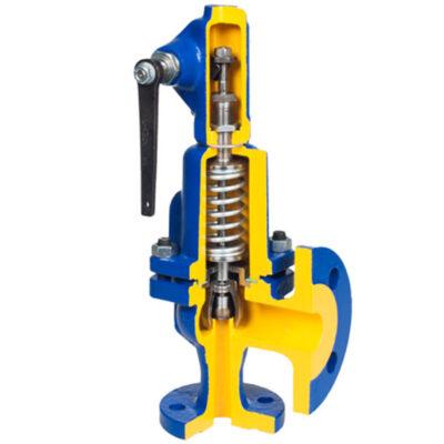 Zetkama Safety valve 630