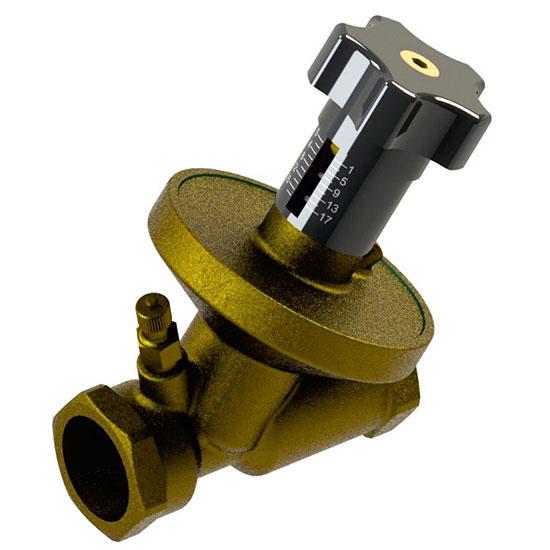 Static balancing valve 223