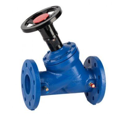 Static balancing valve – Flanged ends DIN PN 16