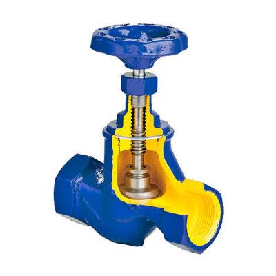 Zetkama stop valve 201