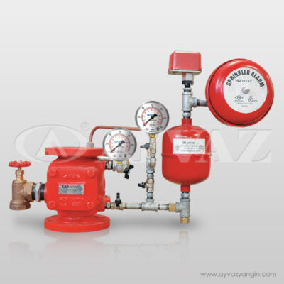 Wet Alarm Valve System and Equipment