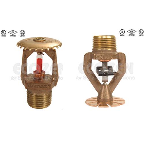 Tổng hợp các loại đầu phun sprinkler phổ biến nhất