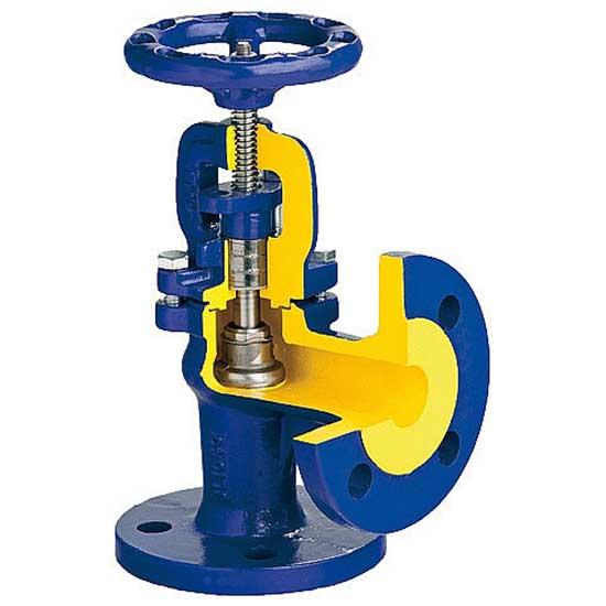 Zetkama stop valve 216