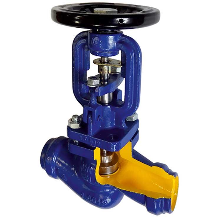 Zetkama stop valve 217