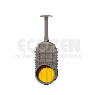 Gate valve 021