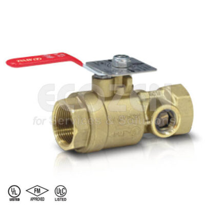 Test and Drainage Valves