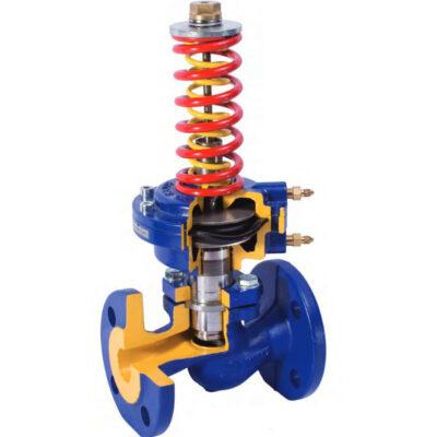 Zetkama pressure reducing regulators 226