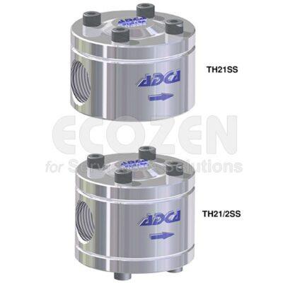 Bẫy Xả Khí Đường Hơi – Thermostatic Steam Trap Model TH21SS, TH21/2SS