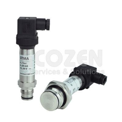 Pressure Transmitter Flush Diaphragm Model STMA