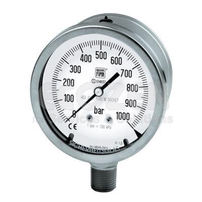 Pressure Gauge Model MGS20 DN100-150