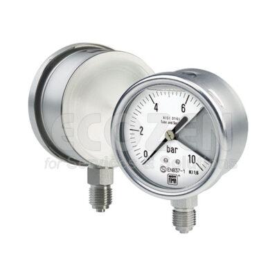 Pressure Gauge Model MGS20 DN63