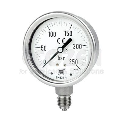 Pressure Gauge Model MGS18 DN63