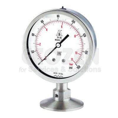 Pressure Gauge Model SP
