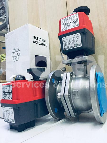 Actuator valve