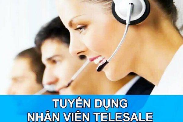 tuyển dụng nhân viên telesales