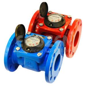 Đồng hồ nước đo lưu lượng dạng cơ Model MWN 130, MWN130-40, MWN130-50, MWN130-65, MWN130-80, MWN130-100...