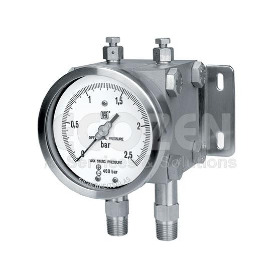 Đồng hồ đo chênh áp là gì? Lưu ý khi chọn đồng hồ chênh áp