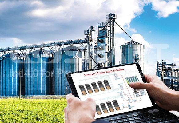 Giải pháp giám sát nguyên liệu sản xuất – MMS