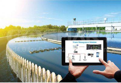 Giải pháp giám sát nguồn nước cấp, nước thải – WMS