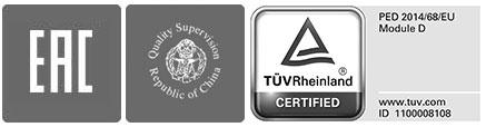 giấy chứng nhận của hãng VYC