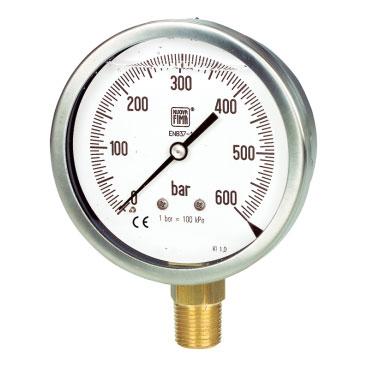 Đồng hồ áp suất Nuova Fima Model MGS10 DN100