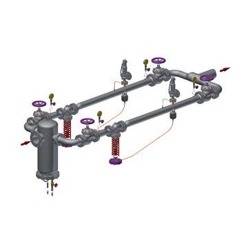Trạm giảm áp Adca RP45TW