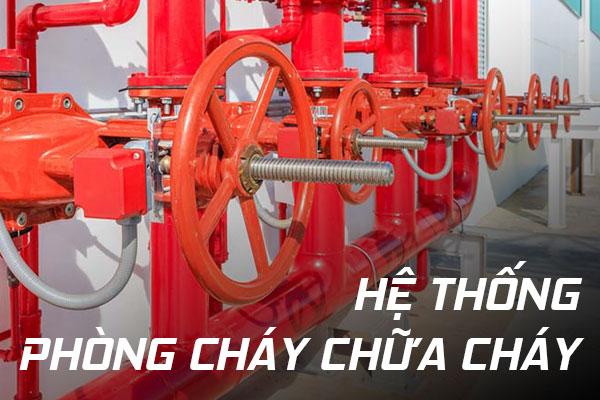 Giới thiệu hệ thống phòng cháy chữa cháy