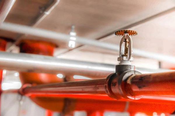 Hệ thống chữa cháy sprinkler đầu phun nước