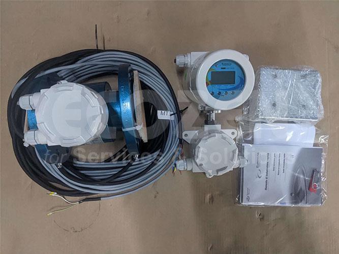 Hình ảnh thực tế Đồng hồ đo lưu lượng điện từ Euromag