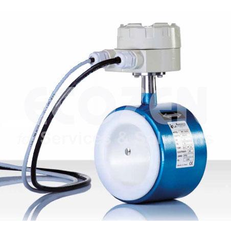 Đồng hồ đo lưu lượng điện từ Euromag Model MUT1000EL