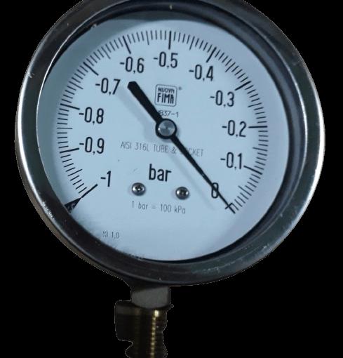 Đồng hồ đo áp suất chân không Nouva Fima